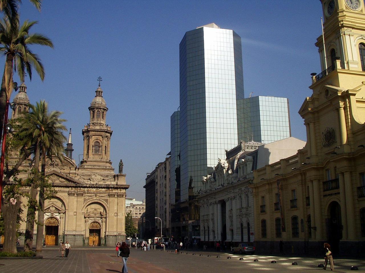 Chile país desenvolvido