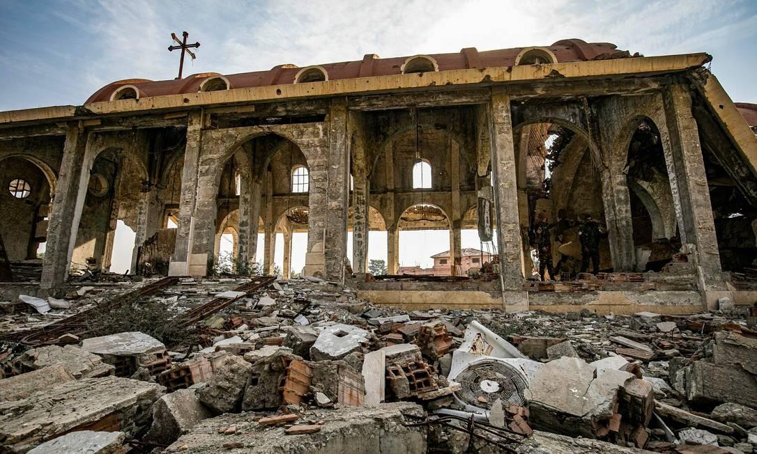 países perseguem cristãos