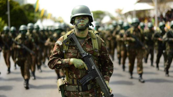 Militarcracia